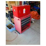 RED STACK TOOL BOX SYSTEM