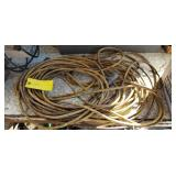 HEAVY DUTY YELLOW EXTENSION CORD
