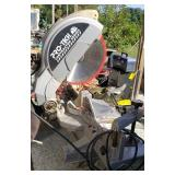 PRO TECH CONTRACTOR CHOP SAW