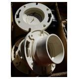 ASSTD PVC PLUMBING PARTS