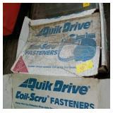 QUICK DRIVE COIL-SCRU FASTENERS