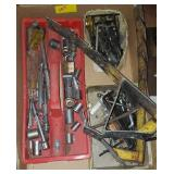 TOOLS: ALLEN WRENCHES SOCKETS, ETC