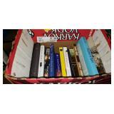 BOX OF ASSTD BOOKS