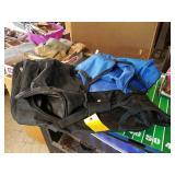 BLACK & BLUE HEAVY CARRY BAG