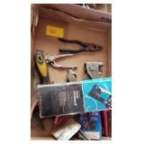 TOOLS: WIRE CUTTERS, ETC