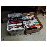 ASSTD BOOKS & VHS TAPES