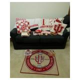 LARGE LOT OF ASSORTED IU ITEMS