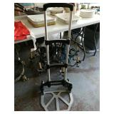 LIKE NEW COLLAPSIBLE 2 WHEEL DOLLEY