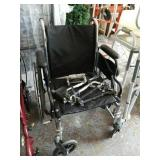 INVACARE WHEEL CHAIR
