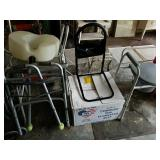 LOT OF INVALID EQUIPMENT