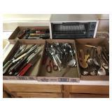 Toaster Oven & Kitchenware
