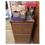 File Cabinet, Paper Shredder, Office Supplies
