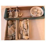 China Doll & Holland Figurines