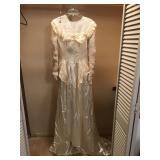 1948 Wedding Dress