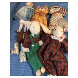 Stuff Dolls & Animals