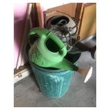 Trash Cans & Watering Cans