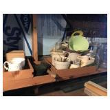 Flower Pots & Jars