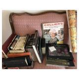 Books & Atlas