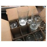 Glassware: A Dozen Glasses