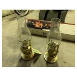 2) Oil Lamps