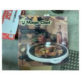 Magic Chef Skillet, Crock Pot (No Cord)