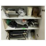 Kitchenware, Pots, Pans
