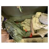 US Army Jacket, Clothing, Trunk