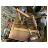 Hammers, Mallets, Hand Drill
