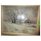 Framed Art Prints, Cork Board