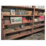Mason Jars, Scissors, Tins, Vases, Trunk, Baskets
