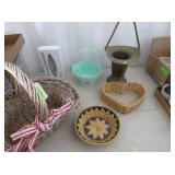 Decorative Baskets And Containers