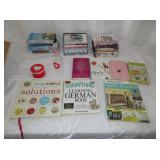 Books, DVDs, Vhs