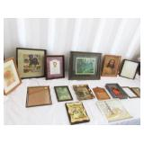 Assorted Frames, Pictures, Artwork, Quotes,
