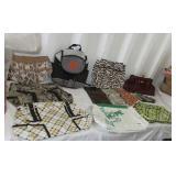 Miche Bag Covers, ISU Backpack, Maroon Purse