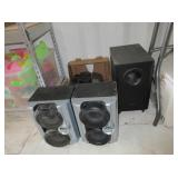 Speakers and Wires
