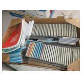 Opera Books, CD