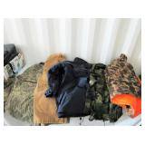 Heavy Duty Coat, Outerwear for Hunting and Working