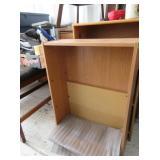 Bookshelf with Extra Shelves