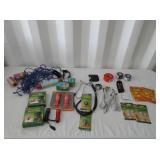 Emergency Preparedness: Alcohol Pads, Ropes,