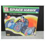 Space Hawk Play Space Vehicle