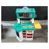 Fisher Price Play Lunch Counter with Register