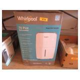 Whirlpool 70 Pint Dehumidifier