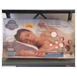 2) Restor Molded Memory Foam Pillows