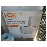 HDX Utility Base / Wall Cabinet