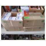 4) Boxes GE Halogen Indoor Spotlights