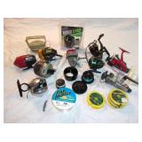 Fishing Reels and Line