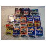 Match Box, Hot Wheels an Tootsie Toy Corvettes