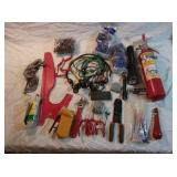 Fire Extinguisher, Variety of Tools