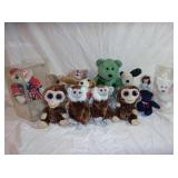 Ty Beanie Babies and More
