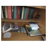 Books, CDs, Cassettes